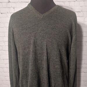 Men's 100% Baby Alpaca Sweater Alpaca's Best